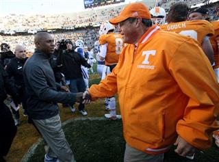 Tennessee Kentucky Football