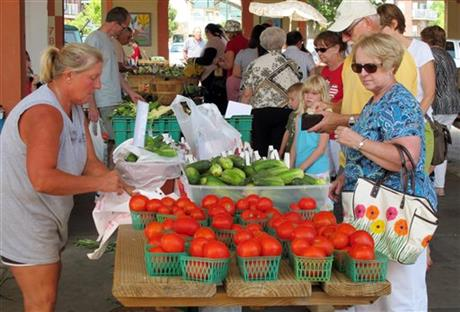 Food and Farm Potent Produce