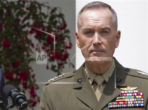 Obama Joint Chiefs Chairman