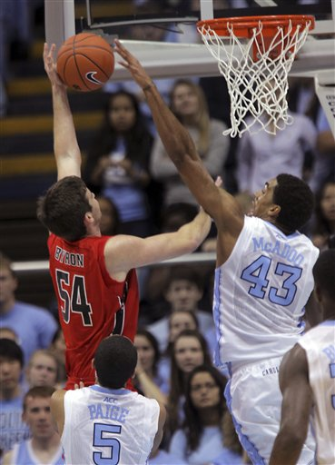 James Michael McAdoo, Mike Byron