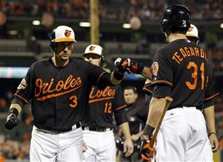 Ryan Flaherty, Taylor Teagarden
