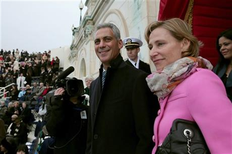 Rahm Emanuel, Amy Rule