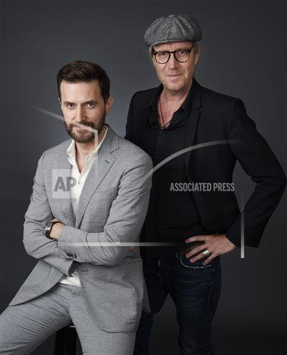 "2016 Summer TCA - ""Berlin Station"" Portrait Session"