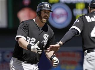 Adam Dunn, Joe McEwing