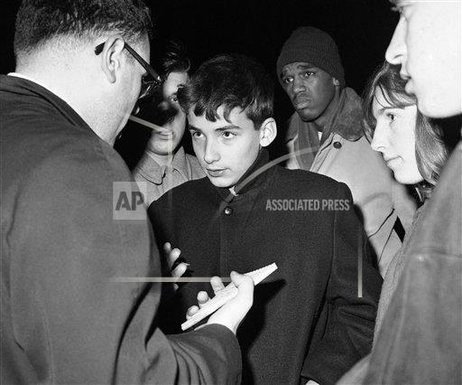 Watchf AP A  DC USA APHS360400 U.S. Demonstrations Civil rights  1965