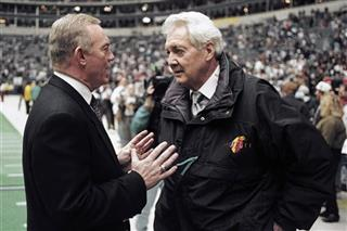 Pat Summerall, Jerry Jones