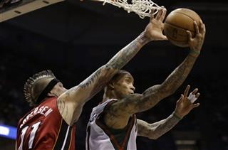 Monta Ellis, Chris Andersen (11)
