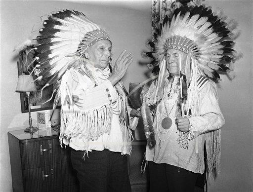 Watchf AP A  NY USA APHS326408 Native American Tribes
