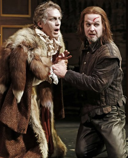 Theater Review-Volpone