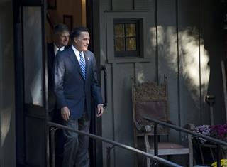 Mitt Romney, Franklin Graham