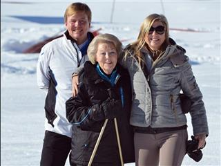 Prince Willem Alexander, Princess Maxima, Queen Beatrix
