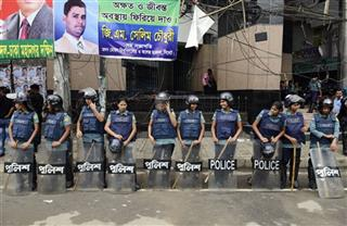 Bangladesh Opposition Shutdown