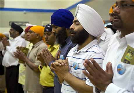 Sikh Temple Shooting