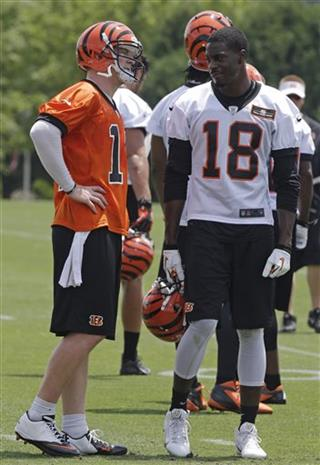 Andy Dalton, A.J. Green