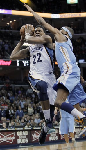 Corey Brewer, Rudy Gay