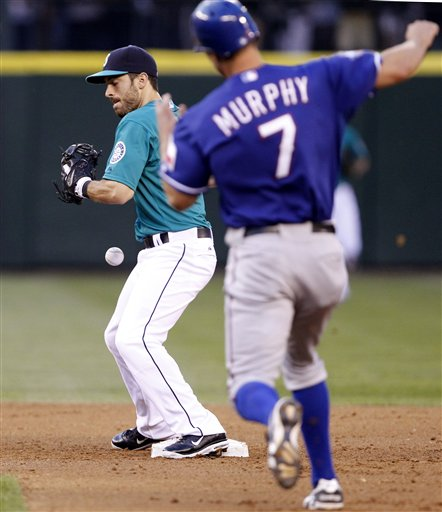 Dustin Ackley, David Murphy