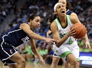 Skylar Diggins, Bria Hartley