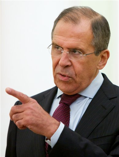 Sergey Lavrov