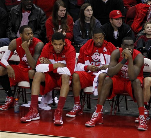 Ohio St Wisconsin Basketball