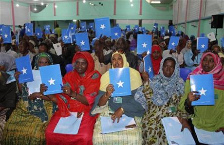 Somalia Constitution