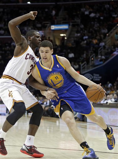 Klay Thompson, Dion Waiters