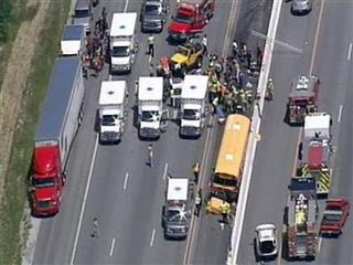 Bus Crash-Kentucky
