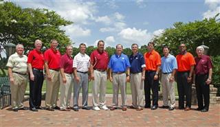 Jim Grobe, Tom O&#039;Brien, Randy Edsall, Jimbo Fisher, Dabo Swinney, Frank Spaziani, David Cutcliffe, Paul Johnson, Al Golden, Larry Fedora, Mike London, Frank Beamer 