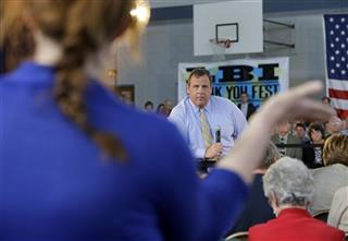 Chris Christie, Christine Pezza