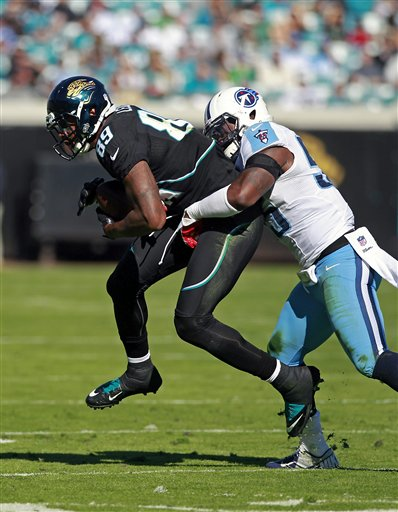 Marcedes Lewis, Jurrell Casey