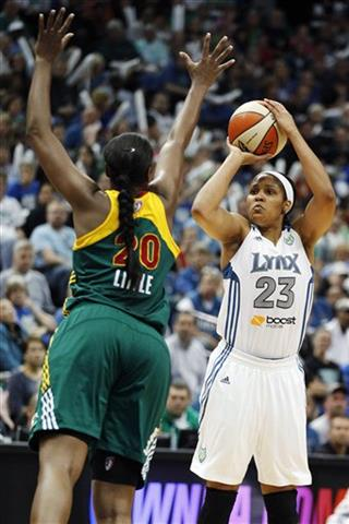 Maya Moore, Camille Little