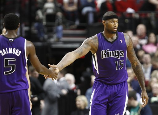 John Salmons, DeMarcus Cousins