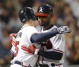 Jason Heyward Freddie freeman