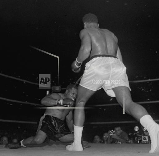 Associated Press Sports California United States Boxing CLAY MOORE
