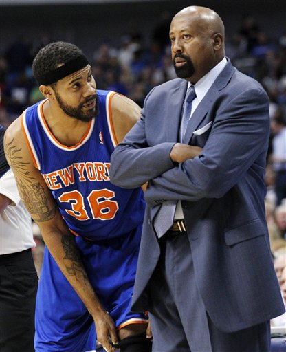 Rasheed Wallace, Mike Woods