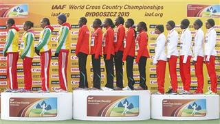 Poland Athletics Cross Country Worlds
