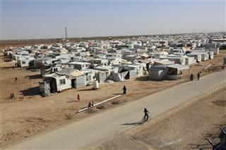 Syria-Five Years-Refugees