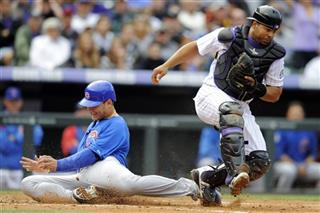 Anthony Rizzo, Wilin Rosario