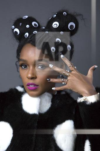 Janelle Monae Portrait Session