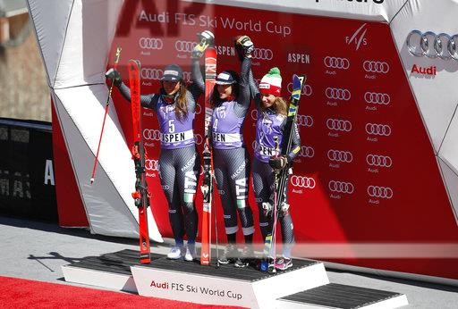 WCup Womens GS Skiing