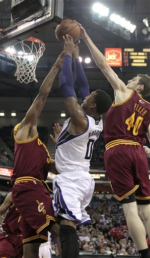 Kevin Jones, Thomas Robinson, Tyler Zeller