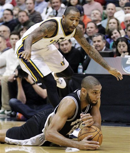 Tim Duncan, Mo Williams