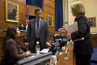 Darrell Issa, Lynne Halbrooks, Tammy Duckworth