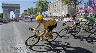 Cycling Tour de France