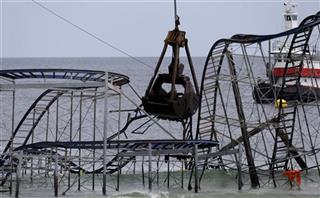 Superstorm Roller Coaster