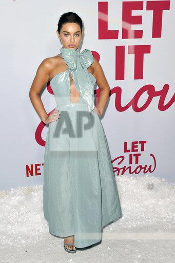 "LA Premiere of ""Let it Snow"""