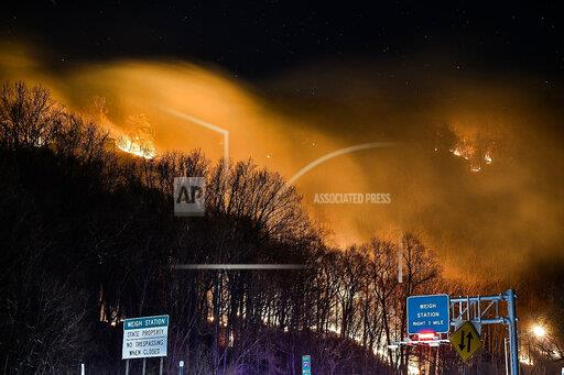 ADDITION Forest Fire New Jersey