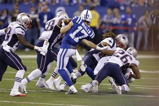 Griff Whalen, Colt Anderson, James White