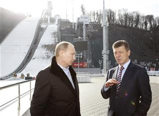 Vladimir Putin, Dmitry Kozak