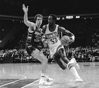 Dan Roundfield, Dave Cowens
