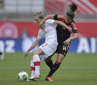 Germany Women Soccer Canada